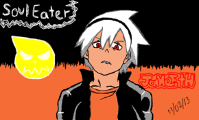 sketch 2866 Soul Eater by Ani Chachua