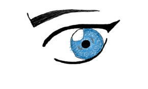 sketch 2939 Eye by Kimmy Kitty Perry Priemus