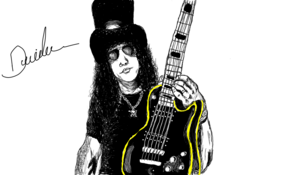 sketch #4704 Slash