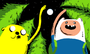 sketch #4769 Finn and Jake by Neo Ʀazor
