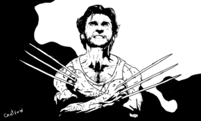 sketch #5369 Wolverine by ShopRasta Roots