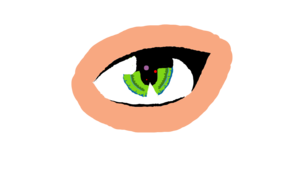 sketch #46044 pretty eye