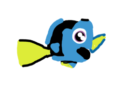 sketch #70714 Baby Dory by Dominick N.