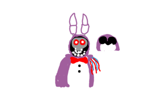 sketch #71749 Withered bonnie by Dominick N.