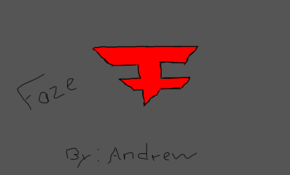 sketch #15422 Faze up: by Andrew