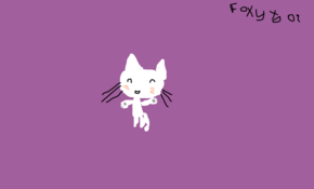 sketch #98342 this is a cute cat sketch [sorry its a  bit bad im sick ;p when im sick my drawings are bad when im sick]