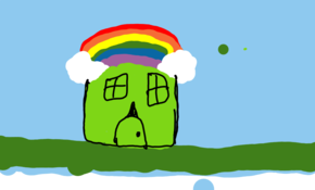 sketch #97187 Unirainbow house