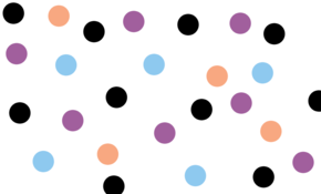 sketch #104080 polka dot paradise