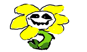 sketch #105952 FlOwEy ThE fLoWeR