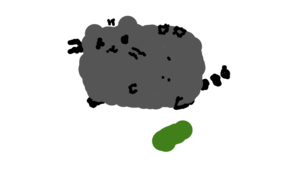 sketch #110702 pusheen trembeling
