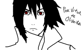 sketch 3398 Sharingan by حيرتني بصمتها