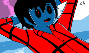 sketch 5218 Marshall Lee  Dj-ionut Manelomania