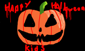 sketch #94580 Happy Halloween kids...... ~Alias