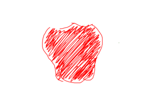 sketch #100930 Apple