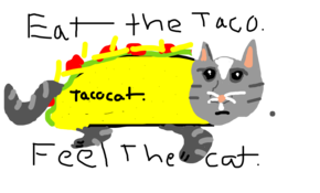 sketch #105083 Eat the taco.